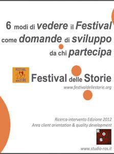 Festival delle Storie Edizione 2012
