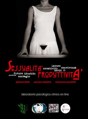 Laboratorio psicologico clinico di gruppo – Sessualità e Produttività