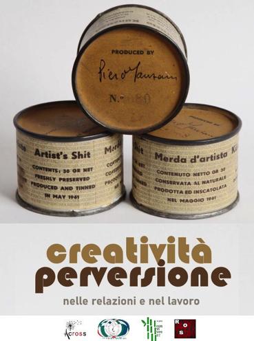 Laboratorio psicologico clinico di gruppo – Creatività e Perversione